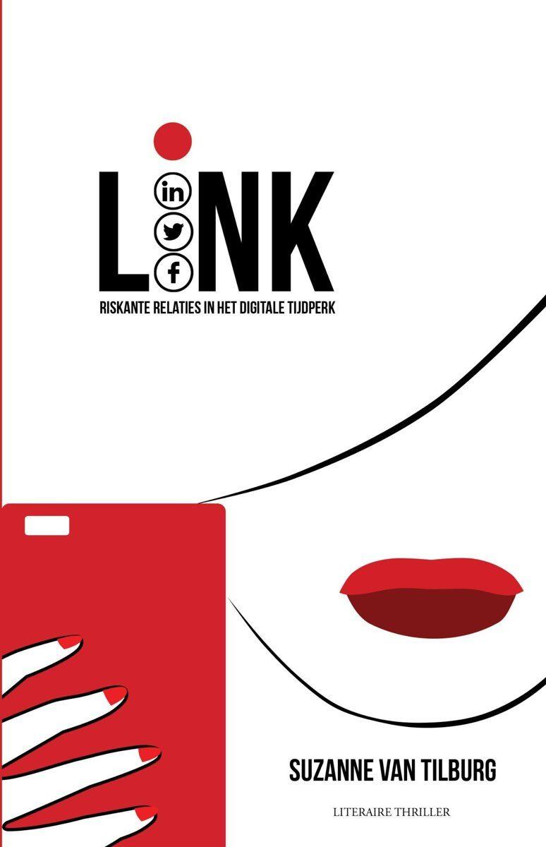 Dit moet je lezen! Thriller LINK, debuutroman van Suzanne van Tilburg