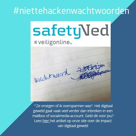 Niet te hacken wachtwoorden