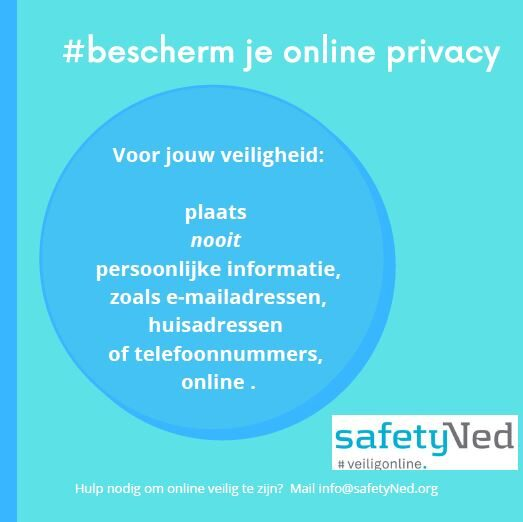 Bescherm je online privacy